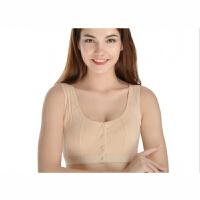 胸罩癌术后前扣无钢圈义乳文胸中老年假乳房内衣背心 1