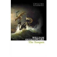 现货柯林斯经典文学:暴风雨 英文原版 The Tempest 莎士比亚 爱情 友情 小说 进口 书 正版