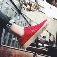 2018春季男士帆布鞋板鞋男鞋休闲鞋韩版学生布鞋运动低帮潮鞋D1807JQ