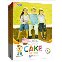 新东方 泡泡宝贝英语1(English Cake 1)(点读版) 教材 幼儿英语 启蒙 幼儿园课本