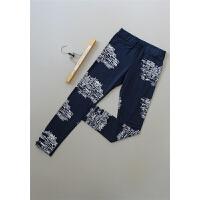 [81-204]新款女装小脚裤子打底长裤0.22