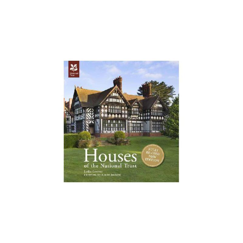 【预订】Houses of the National Trust 美国库房发货,通常付款后3-5周到货!