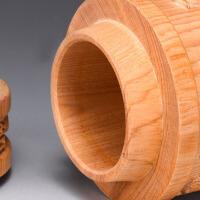 实木雕刻礼品工艺品 红豆杉杯子 茶杯 茶具水杯