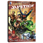 正义联盟第1卷 起源 英文原版 Justice League Vol. 1 Origin 新52超级英雄漫画 美国DC