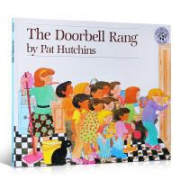 英文原版绘本 门铃又响了 汪培�E 吴敏兰张湘君推荐书单 国外儿童生活习惯常识养成 The Doorbell Rang 低