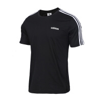 Adidas阿迪达斯 男装 跑步运动休闲透气短袖T恤 DQ3113