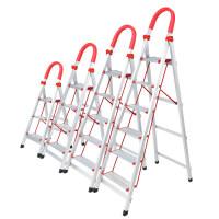 【支持礼品卡】铝合金家用梯子加厚四五步梯折叠扶梯楼梯不锈钢室内人字梯凳 o9k