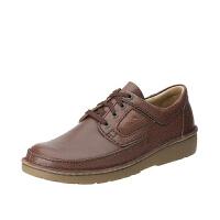 Clarks其乐男鞋真皮英伦商务休闲鞋Nature Elite专柜真皮