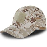 作训帽战术军帽棒球帽男户外军迷用品特种兵荒漠迷彩帽真人CS
