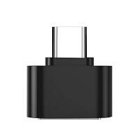OTG转接头type-c转USB连接U盘键盘鼠标小米type转接器otc充电华为手机tape插优盘O 其他