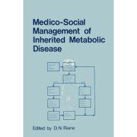 【预订】Medico-Social Management of Inherited Metabolic Disease