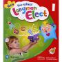 新版香港朗文幼儿园英语培训教材 New Pre-school Longman Elect 第一册学生书