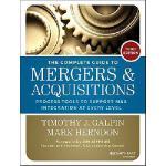 【预订】The Complete Guide to Mergers and Acquisitions: Process