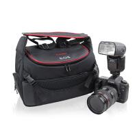 单反相机包70D 700D 5DII 5D3 60D 6D 80D防水单肩包5DSR