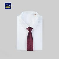 HLA/海澜之家婚庆宴会领带2018秋季新品时尚有型领带男士