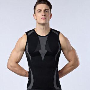 MA17塑身塑型衣轻压舒适透气速干衣紧身运动背心