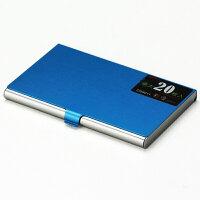 金得利OS9011名片盒名片夹 单个售价 颜色随机单个售价