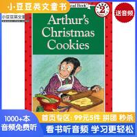 英文绘本 原版进口Arthur's Christmas Cookies 亚瑟的圣诞节曲奇 [4-8岁]