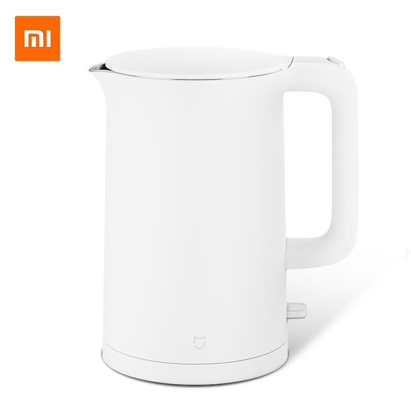 【现货速发】小米(MI)电水壶 保温电热水壶不锈钢 米家电水壶 米家电水壶(99款)
