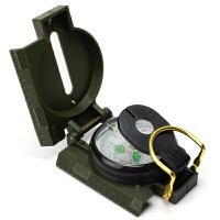 户外登山野外生存军迷用品指南针指北针罗盘仪便携探险装备