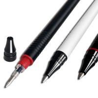 晨光金属笔0.5mm中性笔黑水笔商务笔刻字定制logo企业水笔签字笔学生商务礼品定制磨砂金属笔杆办公用品文具