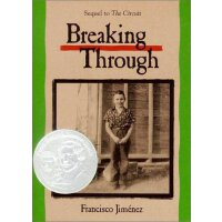 Breaking Through 破茧而出(2002 Pura Belpre Award获奖作品) ISBN 9780