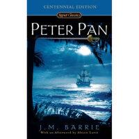 【二手旧书9成新】【正版现货包邮】Peter Pan 彼得 潘 英文原版 J. M. Barrie(J・M・巴里) P