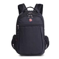 瑞士军刀 双肩包超大容量背包时尚经典15.6寸电脑包学生书包