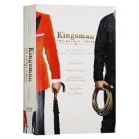 特工2 英文原版黄金圈官方小说 Kingsman The Golden Circle 科林费斯与塔伦埃格顿主演 英文版