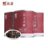元正传统滇红古树红茶云南茶凤庆特级茶叶罐装450g