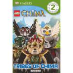 【预订】Lego Legends of Chima: Tribes of Chima