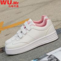 帆布鞋女士春季新款小清新街拍板鞋韩版潮女式百搭学生帆布鞋休闲小白鞋
