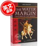 现货 水浒传 英文原版 The Water Margin:Outlaws of the Marsh 原著施耐庵 英译J
