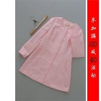 [324-212]新款女士风衣外套女装风衣0.58