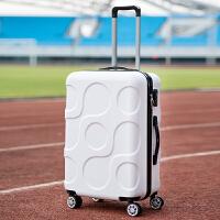 拉杆箱万向轮时尚行李箱女迷你小拉杆箱小清新密码箱24寸男28托箱