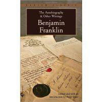 英文原版 富兰克林自传 The Autobiography and Other Writings 人物传记 全英文版 进