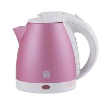 电热水壶彩色不锈钢自动断电开水壶电热水瓶