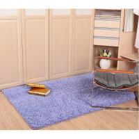 雪尼尔地垫门垫脚垫家用进门卧室卫生间浴室防滑垫门口吸水地毯