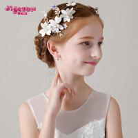 女孩发卡饰品皇冠宝宝发夹夹子儿童头饰女童发饰边夹头花