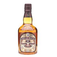 【中粮我买】芝华士12年苏格兰威士忌(进口食品 瓶装 500ml)