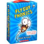 华研原版 英文原版绘本 Fly Guy Phonics Boxed Set 苍蝇小子12册自然拼读盒装 英文原版 儿童