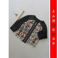 [86-200]女装短款上衣时尚短外套0.31