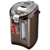 家用电热水瓶全自动保温家用恒温不锈钢烧水壶饮水机咖啡色
