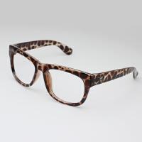 2018新品时尚潮款超大框眼镜架男女复古眼镜框粗框韩版个性装饰框架眼镜