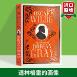 道林格雷的画像 英文原版小说 英文版 The Picture of Dorian Gray 英国戏剧家 王尔德经典名著