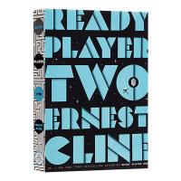 头号玩家续集 玩家二号 英文原版小说 Ready Player Two 玩家一号续集 Ernest Cline 英文版进