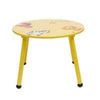 儿童桌椅套装卡通玩具学习写字桌宝宝书桌游戏玩具桌 不带网兜桌子 现货
