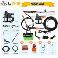 双泵电动洗车器洗车机洗车水泵220v家用便携高压洗车水枪刷车水泵SN3975