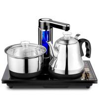 不锈钢烧水壶功夫茶具热水壶套装全自动上水电热水壶