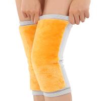 护膝保暖老寒腿加厚加绒男女士中老年人膝盖关节保暖炎护漆秋冬季